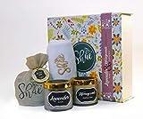Lavender Scrub & Honeycomb Healing Salve - Shae Spa Gift Kit