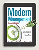 Modern Management: Concepts and Skills (14th Edition)