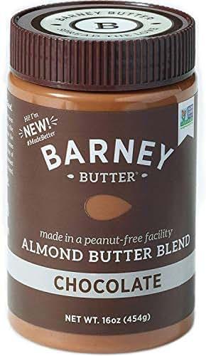 Peanut & Nut Butters: Barney Butter Almond Butter Chocolate