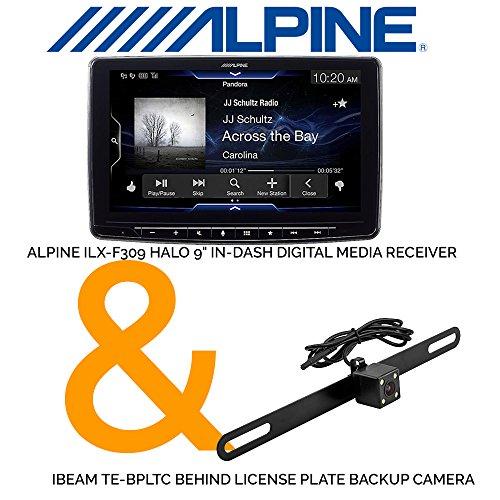 Alpine iLX-F309 Halo 9