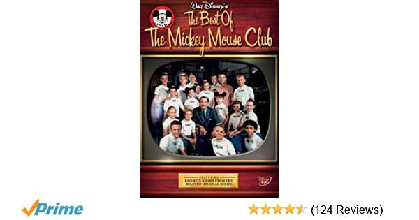Amazon The Best of the Original Mickey Mouse Club Don