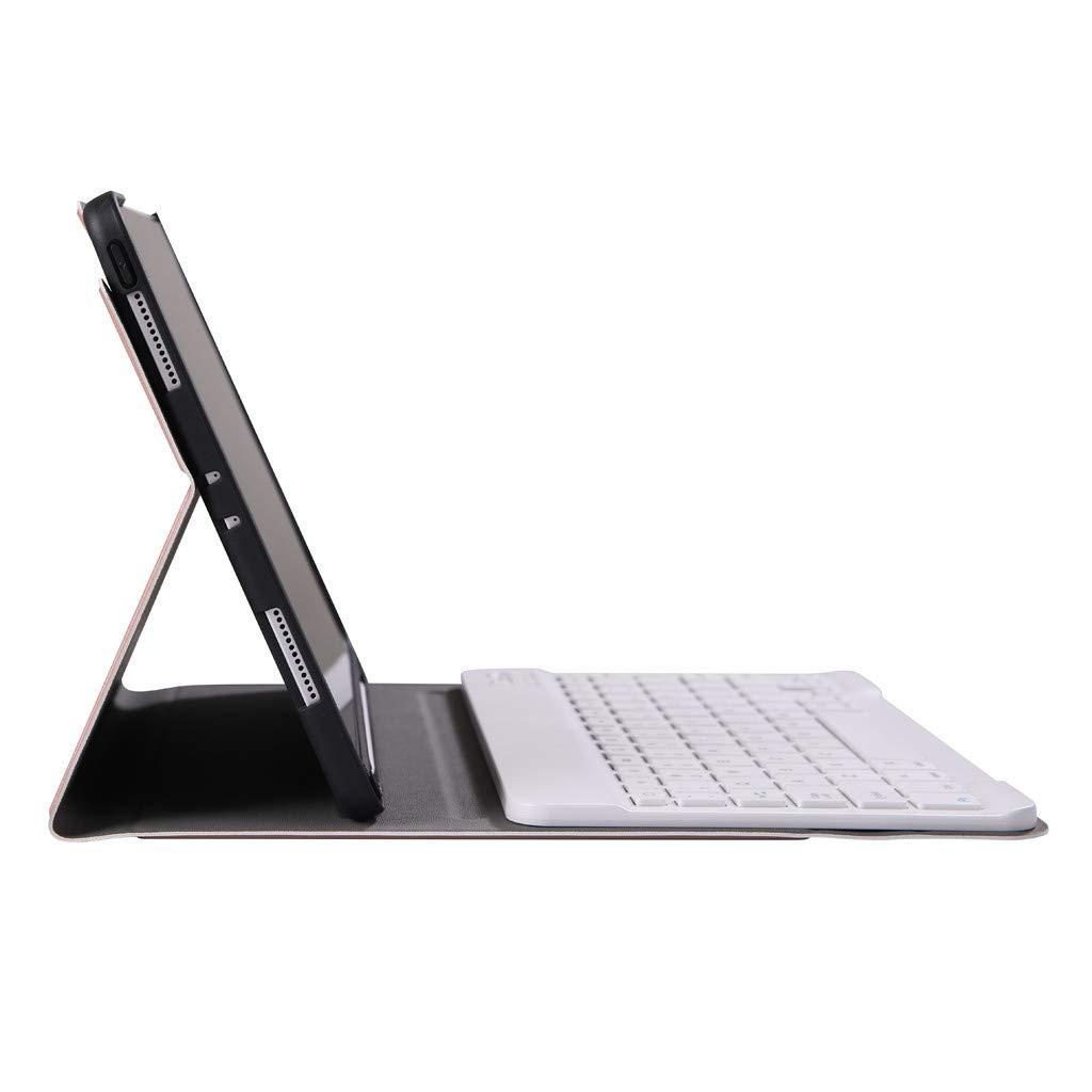 VICCKI for iPad Pro 11inch Case Slim Shell Cover+Wireless Keyboard+Pen Slot