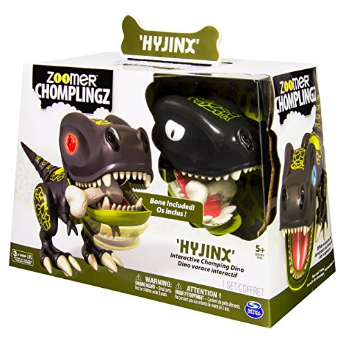 Zoomer Chomplingz - Hyjinx Interactive Dinosaur by Zoomer (Image #2)