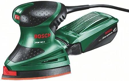 Bosch Home and Garden 0.603.377.000 Bosch PSM 160 A - Multilijadora (aspirador integrado), W, 230 V: Amazon.es: Bricolaje y herramientas
