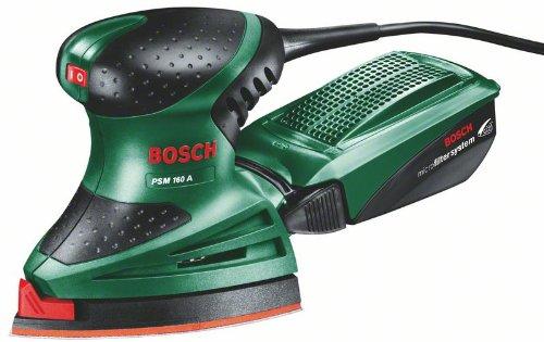Bosch 0.603.377.000 PSM 160 A-Multilijadora (Aspirador Integrado), W, 230 V Robert Bosch España 603377000