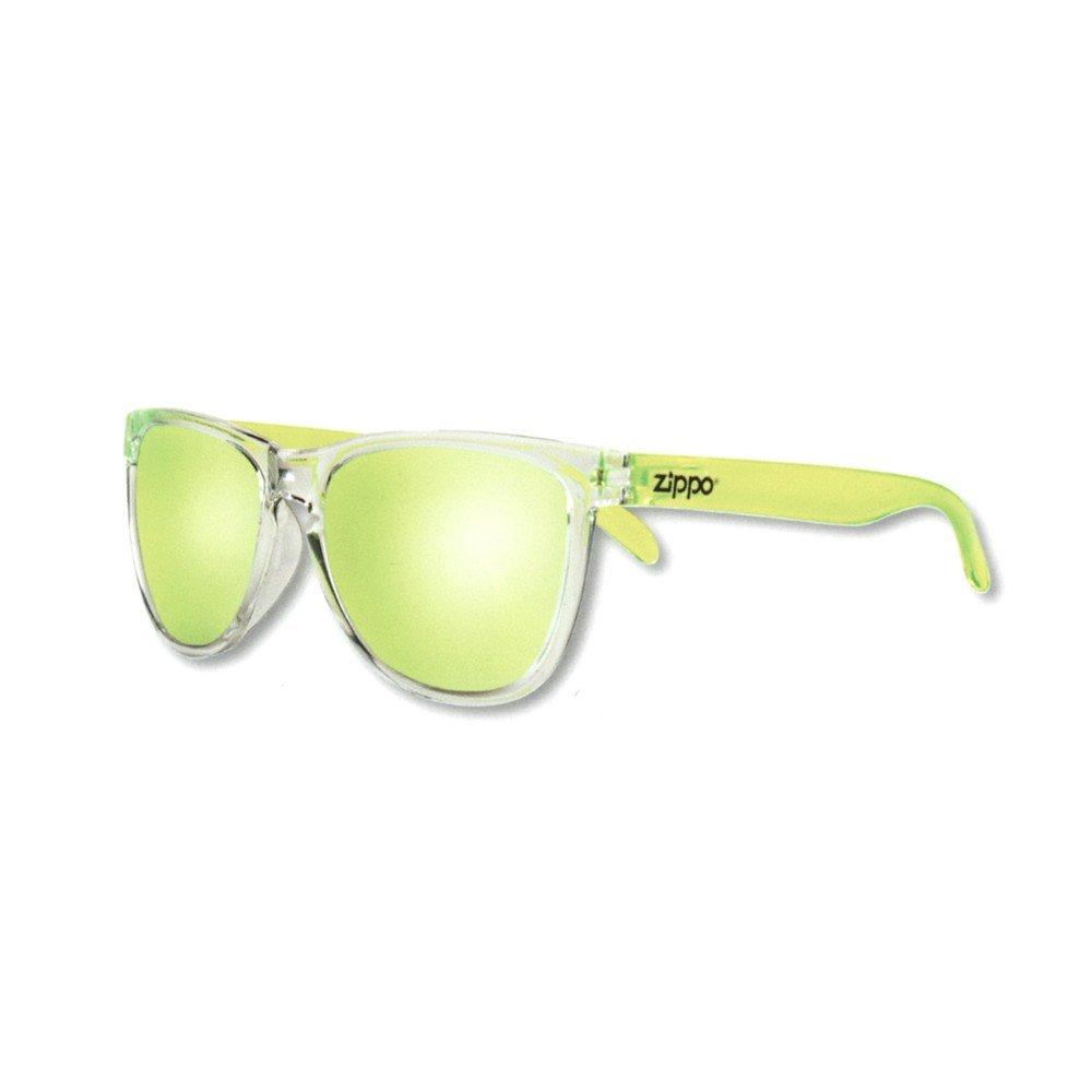 Gafas de sol Zippo Hombre mujer Sunglasses Crystal Amarillas ...