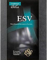 ESV Wide Margin Reference Bible, ES741:XM