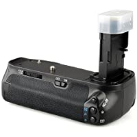 Mcoplus BG-6D Multi-power Vertical Battery Grip for Canon EOS 6D DSLR Camera Replacement as BG-E13
