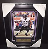 RAY LEWIS AUTHENTIC SIGNED AUTOGRAPHED FRAMED 8X10 PHOTO BALTIMORE RAVENS JSA COA