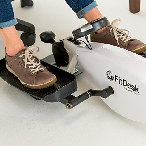 FitDesk Under Desk Elliptical White by FitDesk (Image #3)