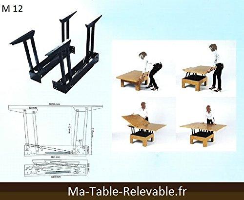 D'intérieur Relevable Mecanisme Design Table Basse Blog lT1Jc3KF