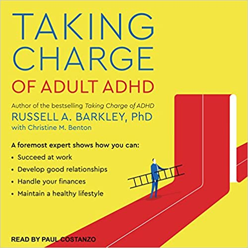 Book Taking Charge of Adult ADHD