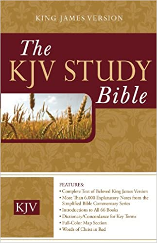 845722a10eb57 The KJV Study Bible (King James Bible): Barbour Publishing: 9781616260361:  Amazon.com: Books