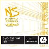 D\'Addario NS Electric Cello Single A String, 4/4 Scale, Medium Tension
