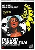 The Last Horror Film (Uncut Special Edition) by Joe Spinell