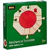 BRIO BRI-33361 Rail Mechanical Turntable by Brio by Brio
