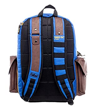 Fallout Vault Tec Suit Up 111 Armored Laptop Backpack 2