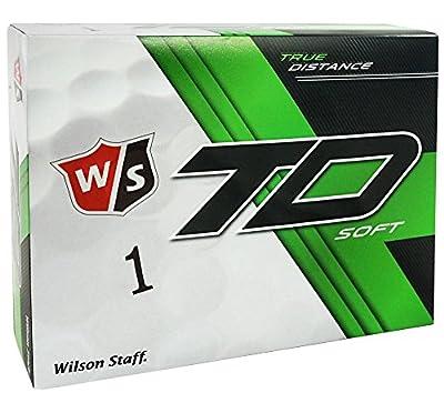 Wilson True Distance W/S True Distance Soft or 12-Ball, Orange