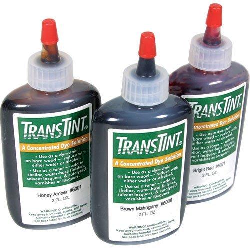 TransTint Dyes, Lemon Yellow - Dye Lemon