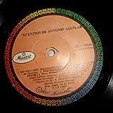 15 Exitos de Antonio Aguilar --> Vinyl