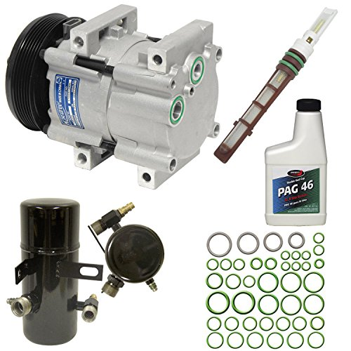 New 1050220 A/C Compressor and Component Kit