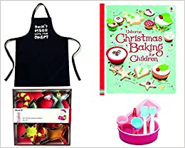 Great British Bake Off Christmas Gift Set Includes Christmas Baking ...