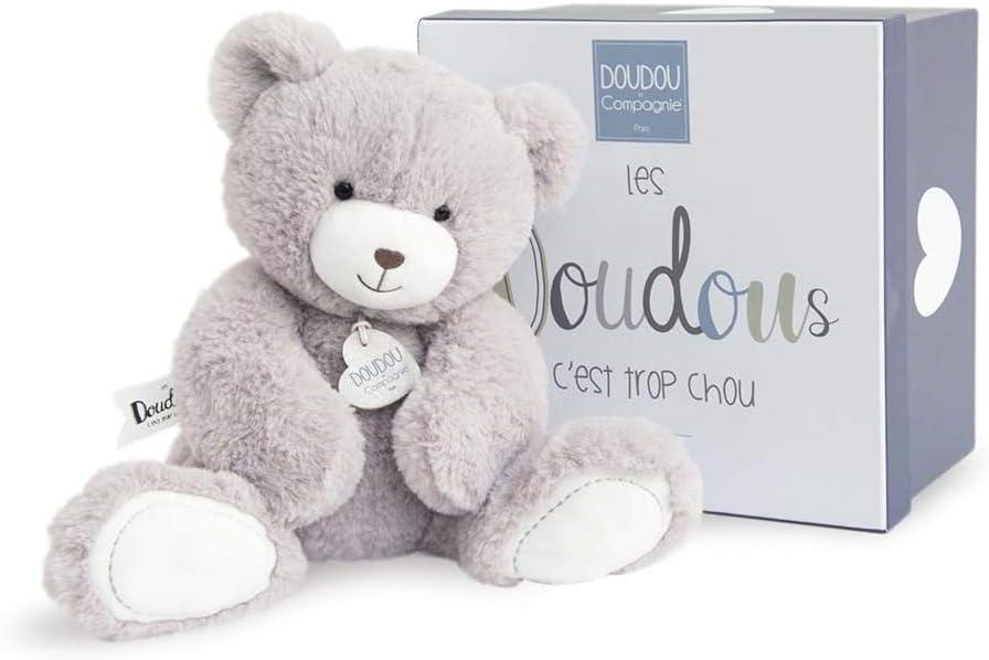 Doudou et Compagnie DC3244 Unicef Doudou Ours Beige