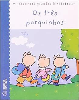 Os Tres Porquinhos | Amazon.com.br