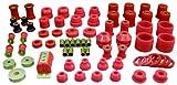 Prothane 7-2015 Red Total Kit