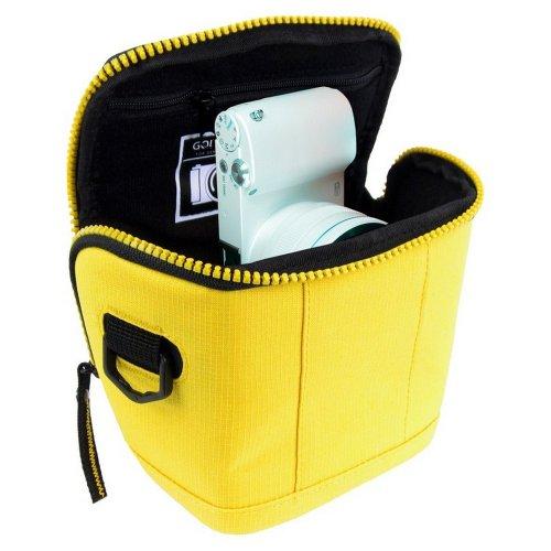 Golla Compact System Camera Bag - Yellow (Bill Cg1114)