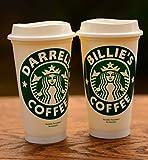 Personalized 16 oz Reusable Starbucks Cu...