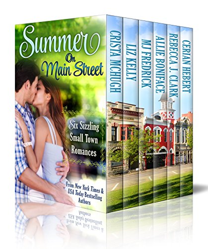 Summer is here and it's time to save! Today only, take more than $20 off this limited-time only collection of six small-town romances  Summer On Main Street by NYT and USA Today best-selling authors