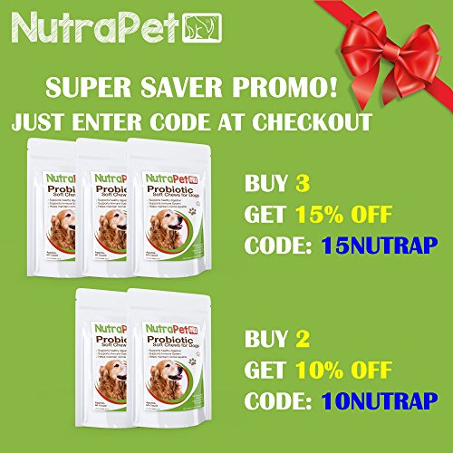 NutraPet preferred Probiotics for Probiotics