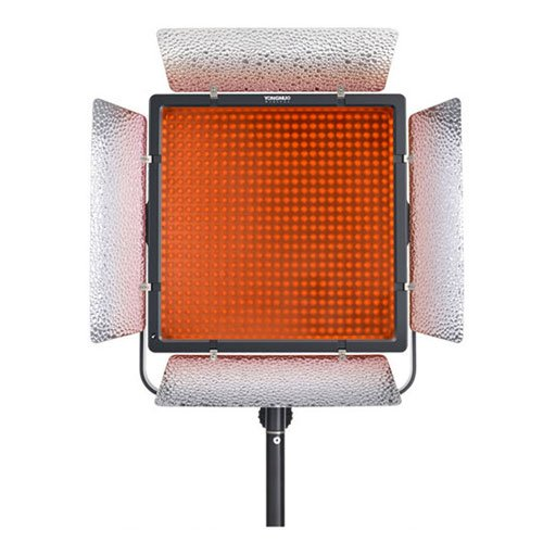 YONGNUO YN860 Video Light LED Studio Lamp 5500K FIX 95 Color Rendering 360 Degree Adjusted with AC Adapter by YONGNUO (Image #3)