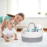 KiddyCare Baby Diaper Caddy Organizer - Stylish