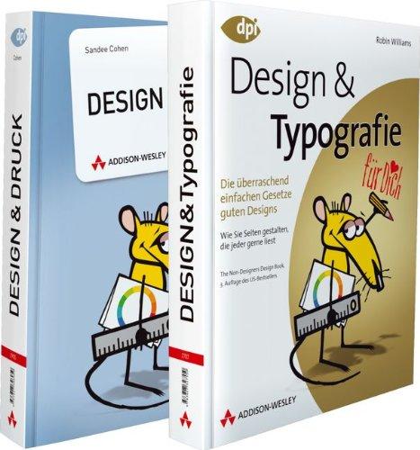 Design Bundle für Dich: Design & Typografie & Druck (DPI Grafik)