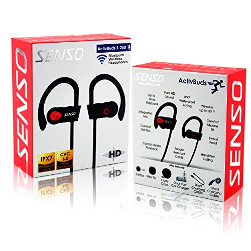 SENSO-Bluetooth-Headphones-Best-Wireless-Sports-Earphones-w-Mic-IPX7-Waterproof-HD-Stereo-Sweatproof-Earbuds-for-Gym-Running-Workout-8-Hour-Battery-Noise-Cancelling-Headsets