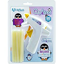 AdTech Ultra Low-Temp Cool Tool | Mini Hot Glue Gun for Safe Crafting | Children and Kids | Item #05690