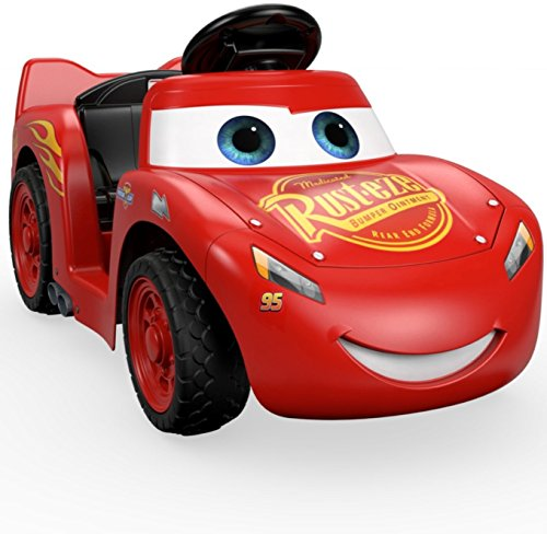51Dvu1i68jL - Power Wheels Lil Lightning McQueen