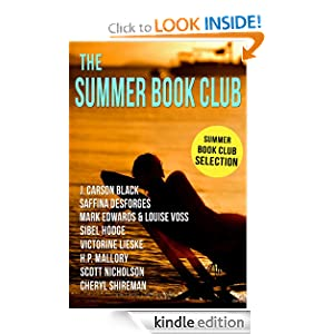 The Summer Book Club Cheryl Shireman, Scott Nicholson, H.P. Mallory and Victorine Lieske