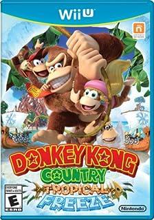 Donkey Kong Country Tropical Freeze - Nintendo Wii U (B00DC7O77A) | Amazon price tracker / tracking, Amazon price history charts, Amazon price watches, Amazon price drop alerts