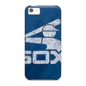 Iphone 5c Acn16743OFCc Customized Realistic Chicago White Sox Image Best Cell-phone Hard Cover -TanyaCulver