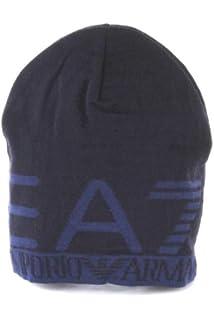 d8db0330528 Emporio Armani Cap - S627502 - Black  Amazon.co.uk  Clothing