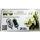 K9-MUNDIAL-5 Vehicle Security & Keyless Entry System w/ Anti-Carjack