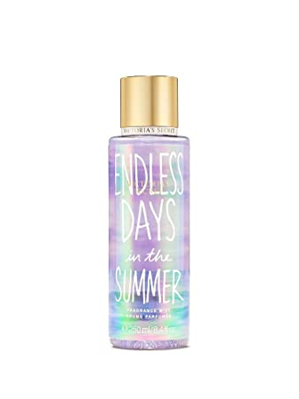 e55ce853ce Image Unavailable. Image not available for. Color  Victoria s Secret  Endless Days In The Summer Fragrance Mist