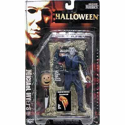 Movie Maniacs 2 Halloween Michael Myers (japan import) by McFarlane