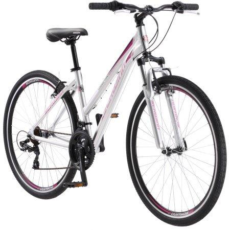 700c Ladies Cycle - 700C Ladies Schwinn Connection, Silver