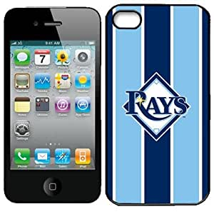 MLB Tampa Bay Rays Iphone 4 and 4s Case Cover
