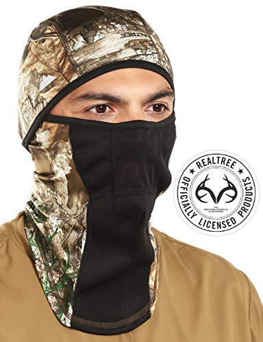 Balaclava Face Mask - Cold Weather Ski Mask for Men - Windproof Winter Snow Gear For Hunting, Fishing & Camping