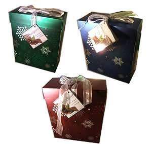 Premium Select Fudge Mint Cookies in Elegant Holiday Gift Box